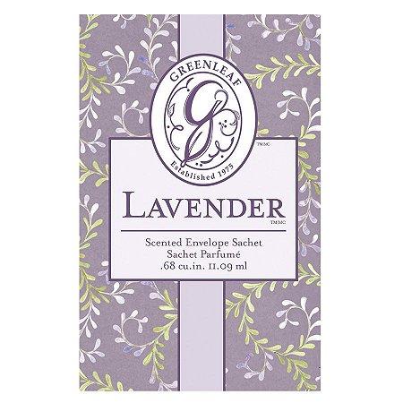 Sachê Perfumado no atacado Greenleaf - Small (Pequeno) -  Lavender - CAIXA COM 30 UNIDADES