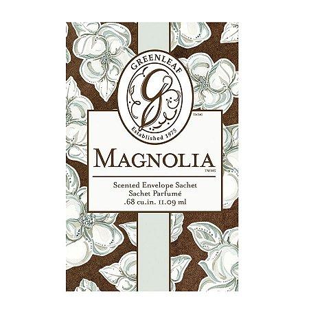 Sachê Perfumado no atacado Greenleaf - Small (Pequeno) -  Magnolia - CAIXA COM 30 UNIDADES