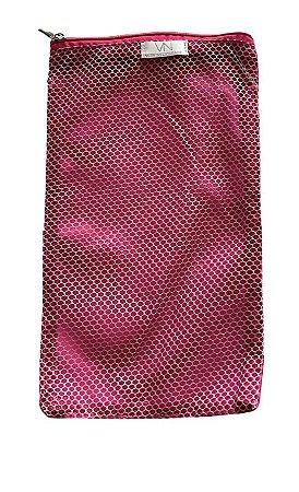 Saquinho de bolinhas de beach Tennis pink