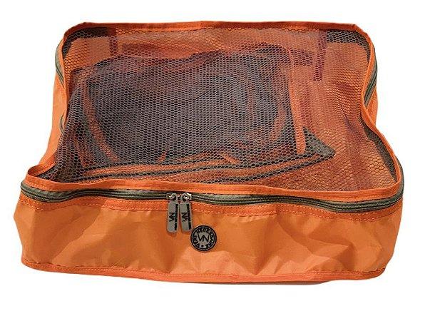 Kit nylon laranja