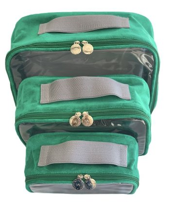Kit Daslu plush verde