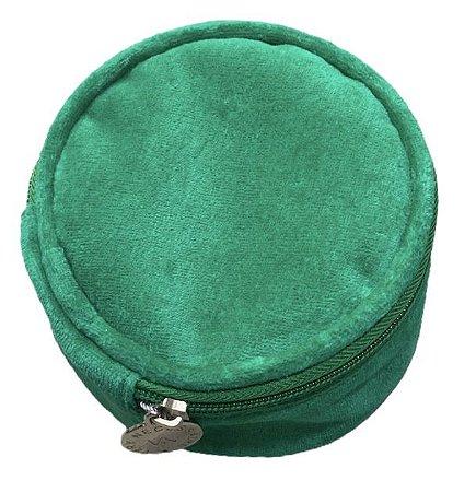 Porta fios plush verde