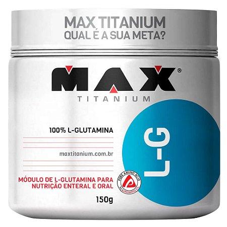 Glutamina Max Titanium L G 150g