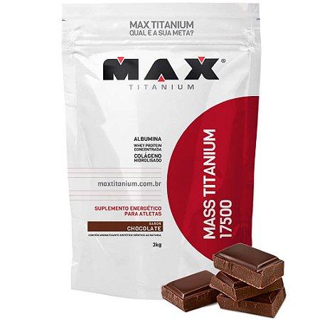 Hipercalorico Max Titanium 17500 3kg