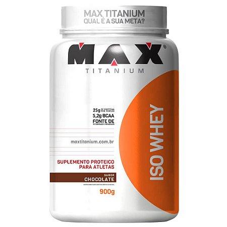 Iso Whey Max Titanium 900g