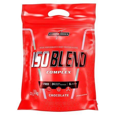 Whey Iso Blend Complex Integralmedica 1.8kg