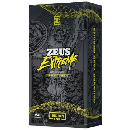 Zeus Extreme Iridium Labs 60 Comprimidos
