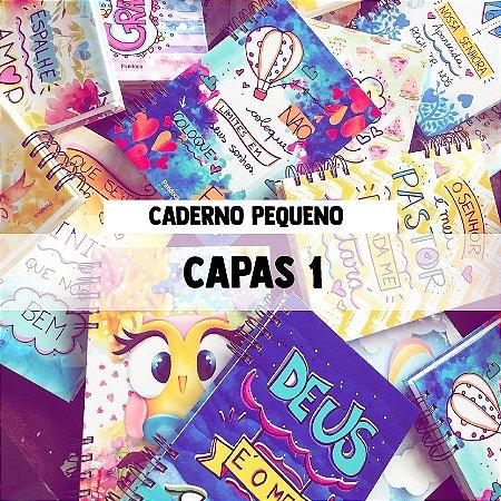 CADERNO PEQUENO CAPAS 1