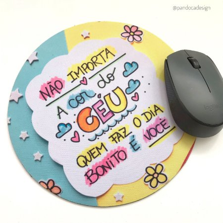 MOUSEPAD - Cor do Céu