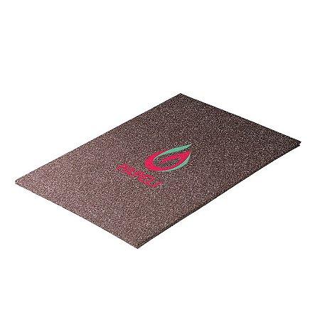 Papel Glitter Liso 90g A4 c/ 5 Folhas (Marrom)