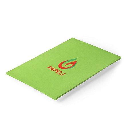 Papel Color Plus - Verde Limão 180g - A4 - 20 Folhas (Buenos Aires)