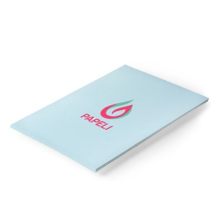 PAPEL RELUX VERDE TIFFANY  180G C/ 10 A4