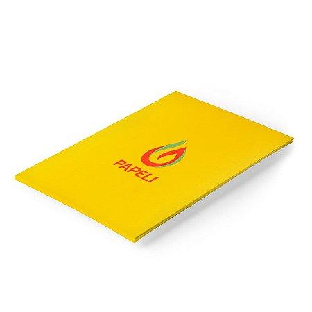Papel Color Plus - Amarelo 180g - A4 - 20 Folhas (Rio de Janeiro)