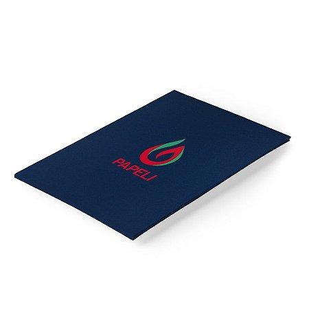 Papel Color Plus - Azul Marinho 180g - A4 - 20 Folhas (Porto Seguro)