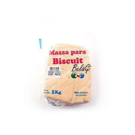 Massa para Biscuit Pele 1kg