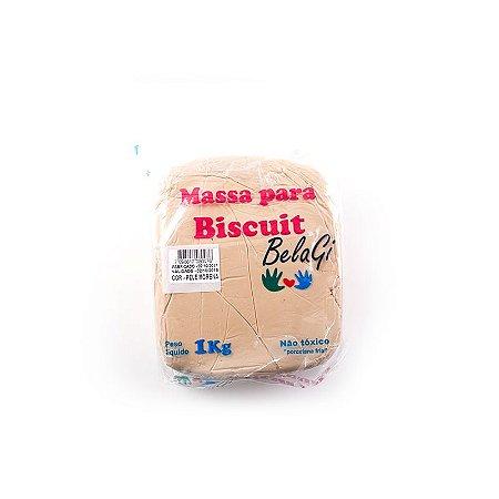 Massa para Biscuit Pele Morena1kg