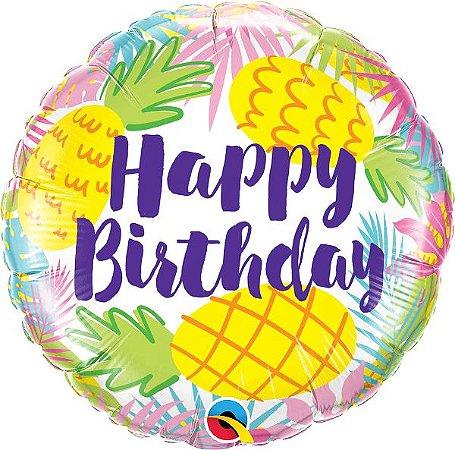 Abacaxis de Aniversário