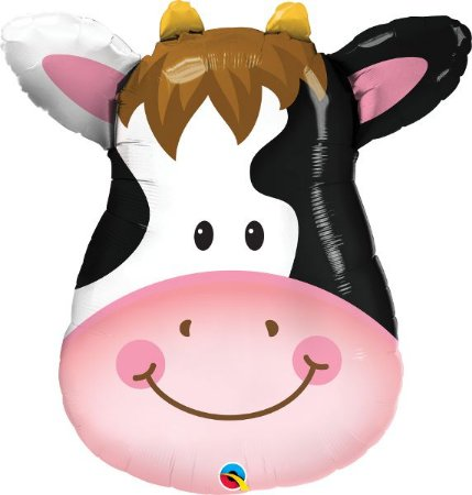 Vaca feliz