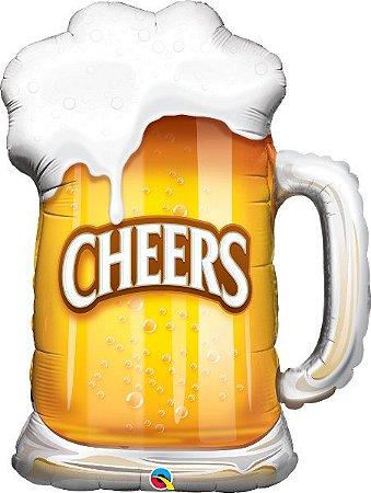 Saúde! Caneca de Cerveja
