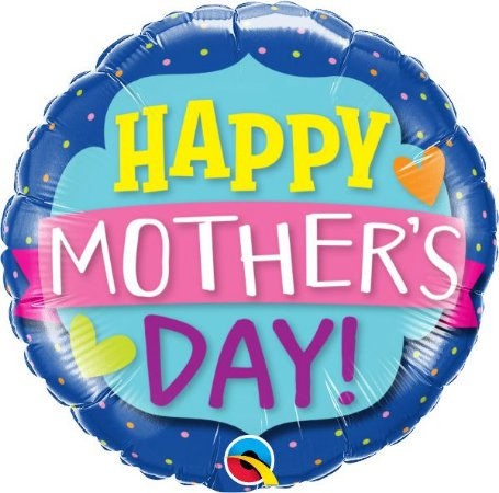 Mother's Day Emblem Banner