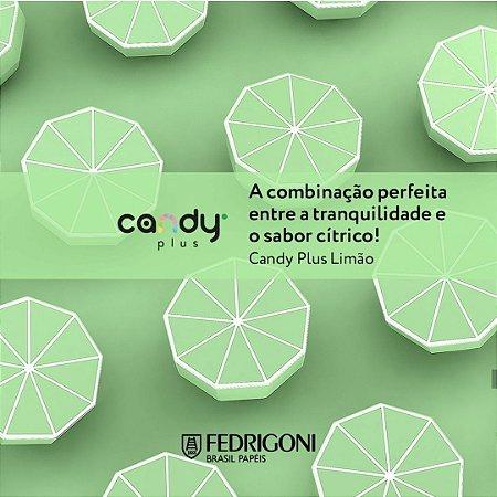 PAPEL CANDY PLUS - LIMÃO -180G A4 - 20 FOLHAS