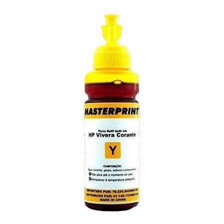 Tinta Similar  Impressora Epson Bulk Ink 100Ml Amarelo Masterprint