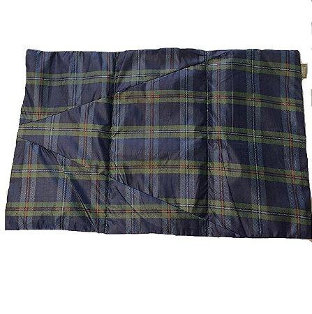 Kit saquinho de fraldas e trocador portátil