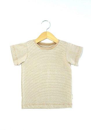 Camiseta listrada basica
