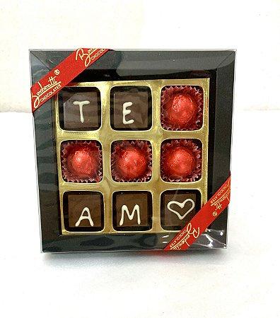 Chocolate Bombonatti