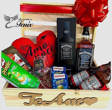 Baú Jack Daniel's