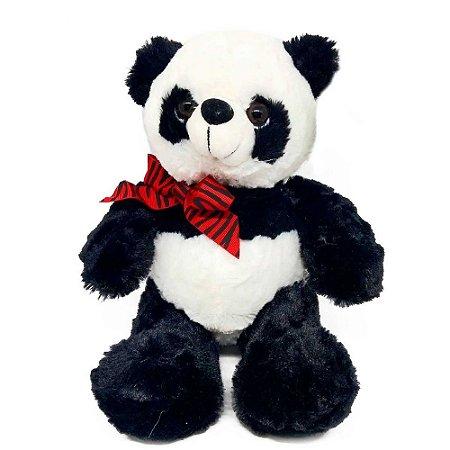 Urso Panda Gravatinha