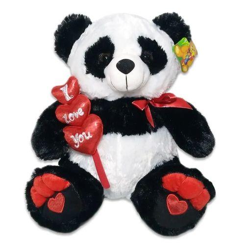 """Urso Panda """"I Love You"""" Grande"""