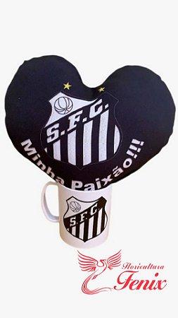 """kit """"Santos minha paixão!!!"""""""
