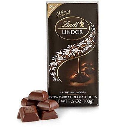 Barra de Chocolate Lindt Dark 100g