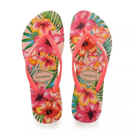 2d2d1bfdc79 Havaianas Slim Hibisco Rosa Ballet - Martelli Store - Sua nova loja ...