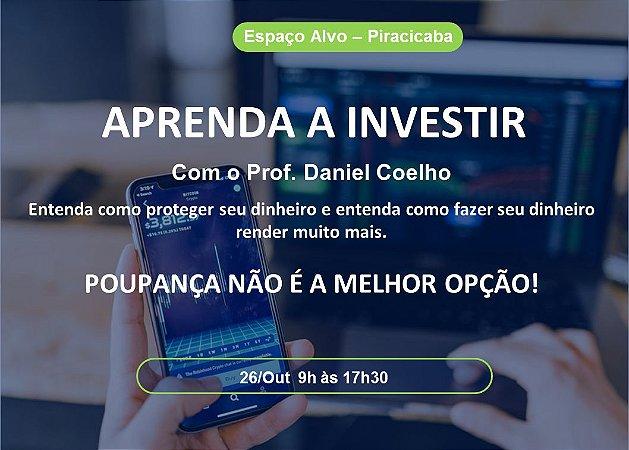 Aprenda a Investir
