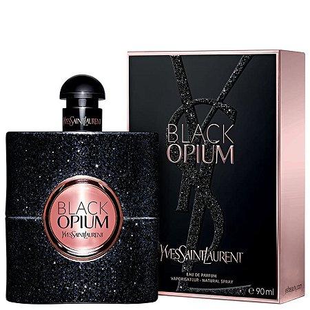 Perfume Feminino Black Opium Yves Saint Laurent - Eau de Parfum - 90ml