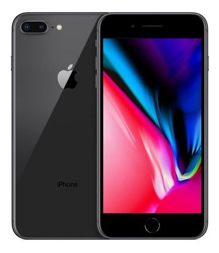 Apple Iphone 8 Plus 256GB - Aparelho de Vitrine