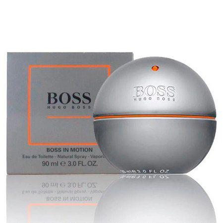Perfume Masculino Boss In Motion Eau De Toilette Hugo Boss - 90ML