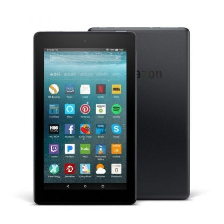 "Tablet Amazon Fire HD7 16GB / Tela 7"" - Preto"