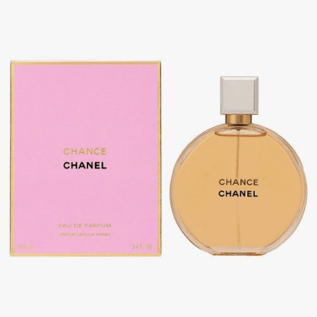 Perfume Feminino Chanel Chance Eau De Parfum - 100ML