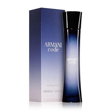 Armani Code Giorgio Armani Eau de Parfum - Perfume Feminino 75ml