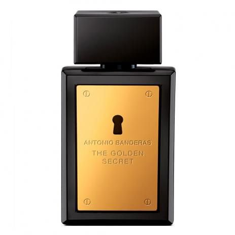 The Golden Secret Antonio Banderas Eau de Toilette - Perfume Masculino