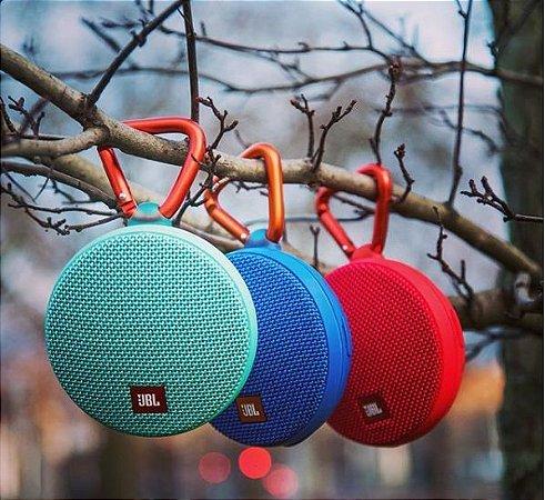 Speaker JBL Clip 2 3W - Bluetooth/Microfone Bateria 730 mAh