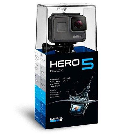 Câmera de Ação GoPro Hero 5 - Black