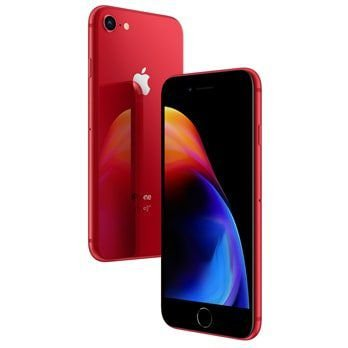 "Apple iPhone 8 (PRODUCT) RED A1905 64GB Tela Retina de 4.7"" 12MP/7MP iOS – Vermelho"