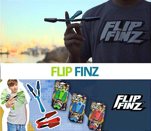 Brinquedo De Habilidade Flip Finz Hand Luminoso