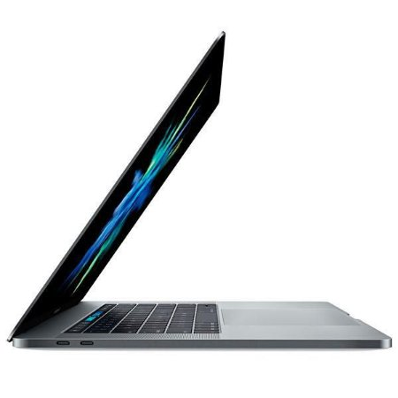 "Apple MacBook Pro MPTR2LL/A A1707 15.4"" de 2.8GHz/16GB RAM/256GB SSD - Cinza Espacial"