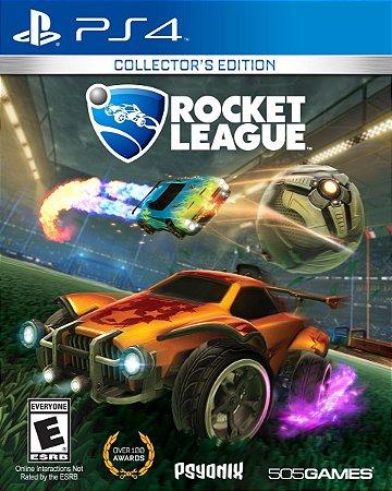 Jogo Rocket League Edition - Ps4