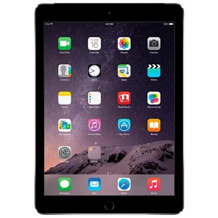 "Apple iPad New 2018 A1954 MR6N2CL/A 32GB de 9.7"" 8MP/1.2MP iOS - Cinza Espacial"